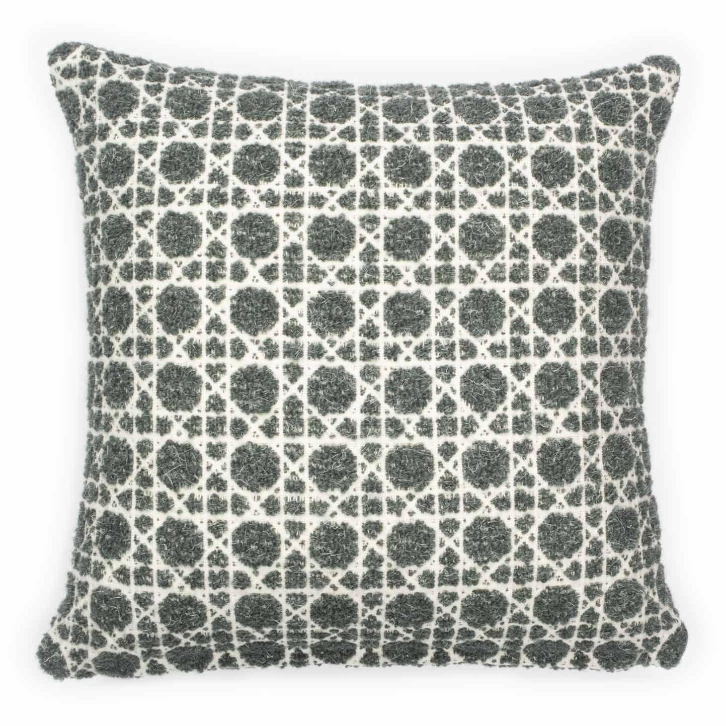 cushion-cannage-green